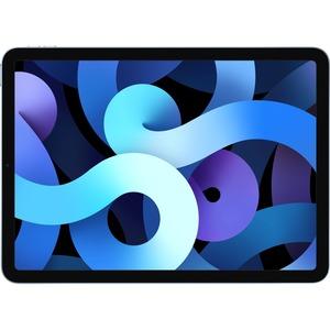 "Apple iPad Air (4th Generation) Tablet - 27.7 cm (10.9"") HD - 64 GB SSD - iPadOS 14 - Sky Blue - Apple A14 Bionic SoC - 23"