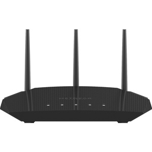 Wireless Access Point Dual Band WiFi 6 AX1800 Accesso protetto WiFi (WPA/WPA2/WPA3) Porte: 1 WAN GbE + 4 LAN GbE