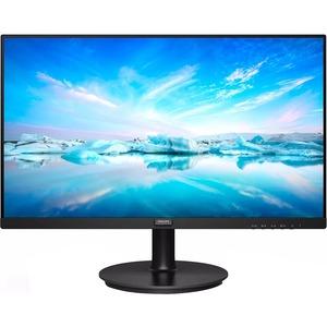 "Monitor LCD Philips 241V8L/00 60,5 cm (23,8"") Full HD WLED - 16:9 - Nero tessuto - 609,60 mm Class - Vertical Alignment (V"