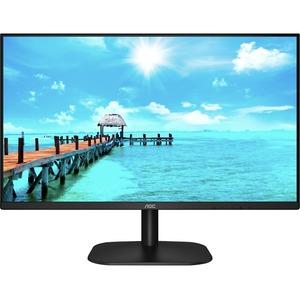 "Monitor LCD AOC 24B2XH/EU 60,5 cm (23,8"") Full HD WLED - 16:9 - Negro - 609,60 mm Class - Tecnología de Conmutación in-Pla"