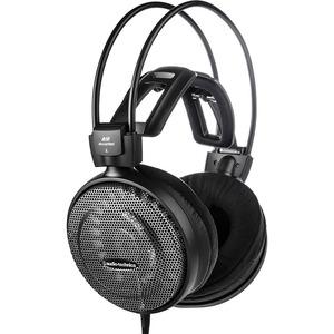 Audio-Technica ATH-AD700X Audiophile Open-air Headphones - Stereo - Black - Mini-phone - Wired - 38 Ohm - 5 Hz 30 kHz - Go