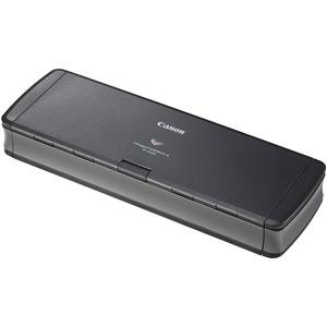Escáner de superficie plana Canon imageFORMULA P-215II - 600 ppp Óptico - 24-bit Color - 8-bit Escala de grises - 15 ppm (