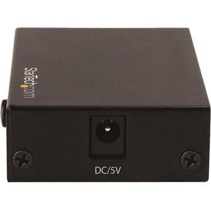 Caja de conmutación audio/vídeo StarTech.com - Cable - Conforme con normas TAA - 3840 × 2160 - 4K - 2 Dispositivo de Entra