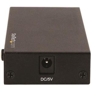 Commutatore audio/video StarTech.com - Cavo - 3840 × 2160 - 4K - 4 Dispositivo d'ingresso - 1 Display - 4 x Ingresso HDMI