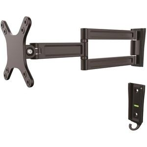 StarTech.com Wall Mount Monitor Arm - Dual Swivel - Supports 13'' to 27'' Monitors - VESA Mount - TV Wall Mount - TV Mount