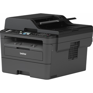 Brother MFC MFCL2713DW Wireless Laser Multifunction Printer - Monochrome - Copier/Fax/Printer/Scanner - 36 ppm Mono Print