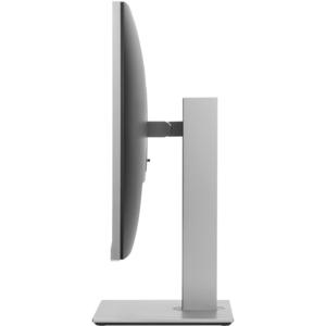 "HP E273q 68.6 cm (27"") WQHD LED LCD Monitor - 16:9 - Black, Silver - 2560 x 1440 - 350 cd/m² - 5 ms - HDMI - VGA - Display"
