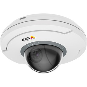 AXIS M5055 2 Megapixel Network Camera - Dome - MJPEG, H.264 - 1920 x 1080 - 5x Optical - Ceiling Mount
