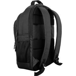 """V7 Professional CBP16-BLK-9E Carrying Case (Backpack) for 40.6 cm (16"""") Notebook - Black - Weather Resistant - Shoulder St"""