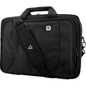 "V7 Professional CTP14-BLK-9E Carrying Case (Briefcase) for 35.8 cm (14.1"") Notebook, Chromebook, Ultrabook, MacBook Pro -"