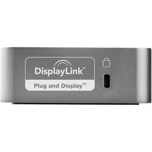 DUAL HDMI MONITOR USB-C DOCKING STATION W/ 60W POWER DELIVERY - MAC & WINDOWS - 1X USB-C & 3X USB-A - 1080P (DK30CHHPDAU)