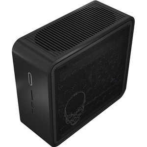 NUC GHOST CANYON BXNUC9I7QNX CORE I7-9750H 2.6GHZ - 4.5GHZ TURBO 6C/12T 12MB CACHE 2XDDR4-2666 SODIMMS 1.2V 64GB MAX* 7.1