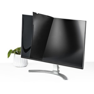"""StarTech.com Plastic Anti-glare Privacy Screen Filter - Transparent - 1 Pack - TAA Compliant - For 61 cm (24"""") Widescreen"""