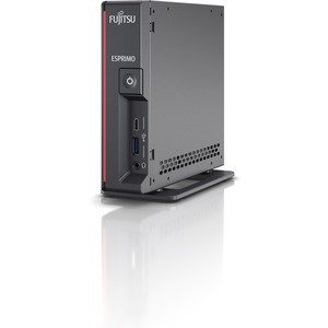 Fujitsu ESPRIMO G5010 Desktop Computer - Intel Core i5 10th Gen i5-10500T Hexa-core (6 Core) 2.30 GHz - 8 GB RAM DDR4 SDRA