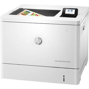HP LaserJet Enterprise M554 M554dn Desktop Laser Printer - Colour - 35 ppm Mono / 35 ppm Color - 1200 x 1200 dpi Print - A