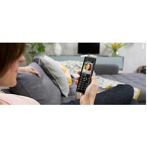 Telefono cordless FRITZ! FRITZ!Fon C5 - DECT - Nero - 300 m Range - 1 x Linea telefonica - Vivavoce - Segreteria telefonica