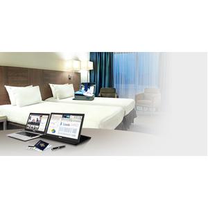 "Asus MB169B+ 39.6 cm (15.6"") Full HD LED LCD Monitor - 16:9 - Black, Silver - 1920 x 1080 - 200 cd/m² - 14 ms"