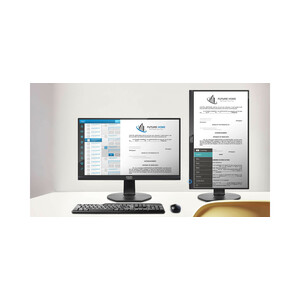 "Philips B-Line 272B8QJEB 68.6 cm (27"") QHD WLED LCD Monitor - 16:9 - Textured Black - 685.80 mm Class - 2560 x 1440 - 1.07"