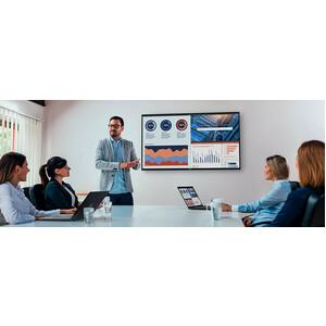 "Dell C5519Q 139.7 cm (55"") 4K UHD LED LCD Monitor - 16:9 - Black - 1397 mm Class - 3840 x 2160 - 1.07 Billion Colors - 350"