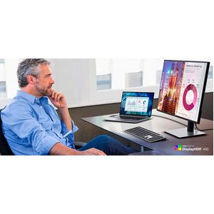 "Dell UltraSharp U2720Q 68.6 cm (27"") 4K UHD LED LCD Monitor - 16:9 - 685.80 mm Class - In-plane Switching (IPS) Technology"