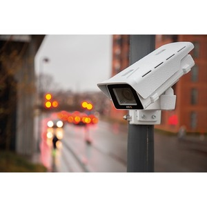 AXIS M1137-E 5 Megapixel HD Network Camera - Box - H.264/MPEG-4 AVC, H.265/MPEG-H HEVC, H.265, H.264, MJPEG - 2592 x 1944