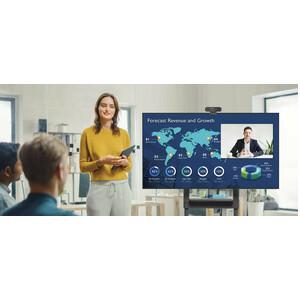 BenQ DVY21 Video Conferencing Camera - 30 fps - USB 2.0 - 1920 x 1080 Video - Fixed Focus - Microphone - Display Screen