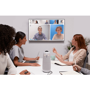 Owl Labs Meeting Owl Pro Video Conferencing Camera - USB 2.0 - 1920 x 1080 Video - Auto-focus - Microphone - Wireless LAN