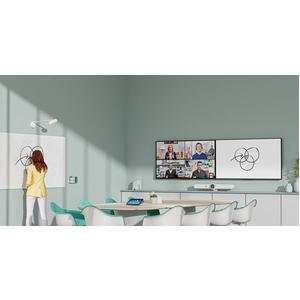 Video Conferencing Camera Logitech - 15 fps - USB - 1920 x 1080 Vídeo - Red (RJ-45) - Monitor, Portátil - Windows