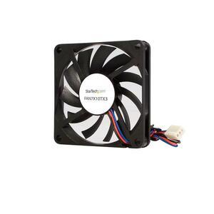 StarTech.com Replacement 70mm TX3 Dual Ball Bearing CPU Cooler Fan - 3 pin case Fan - TX3 Fan - 70mm Fan - 70 mm Maximum F