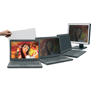 """V7 PS15.6W9A2-2E Privacy Screen Filter - For 39.6 cm (15.6"""") Widescreen Notebook - 16:9 - Scratch Resistant"""