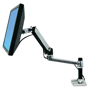 """Ergotron Mounting Arm for Flat Panel Display - 1 Display(s) Supported81.3 cm (32"""") Screen Support - 11.30 kg Load Capacity"""