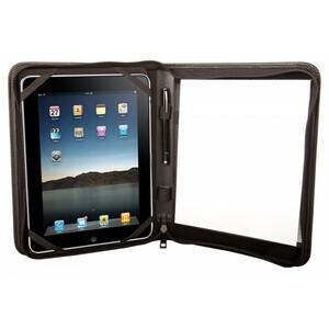 """Borsa rigida per il trasporto Urban Factory (Folio) per 25,4 cm (10"""") a 25,7 cm (10,1"""") Tablet - Nero - 230 mm Altezza x 2"""
