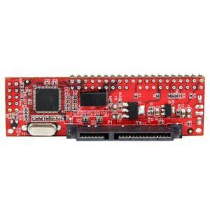 "StarTech.com IDE to SATA Hard Drive or Optical Drive Adapter Converter - 40-Pin PATA to 2.5"" SATA HDD / SSD / ODD Converter"