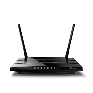 TP-LINK AC1200 Wireless Dual Band Gigabit Router - 2.40 GHz ISM Band - 5 GHz UNII Band - 2 x Antenna(2 x External) - 150 M