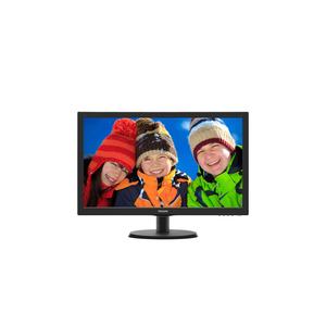 "Monitor LCD Philips V-line 223V5LHSB2 54,6 cm (21,5"") Full HD LED - 16:9 - Negro - 1920 x 1080 - 16,7 Millones de colores"