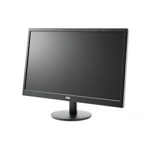 """Monitor LCD AOC Value-line E2270SWHN 54,6 cm (21,5"""") Full HD LED - 16:9 - Nero - 1920 x 1080 - 16.7 milioni di colori - 20"""