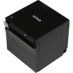 TM-m30-212: (Black) Built-in USB, Ethernet, Bluetooth - Ultra Compact Thermal Receipt Printer (ePOS ready) - Power Supply