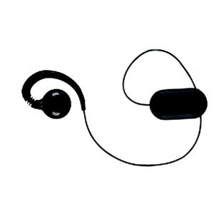 Zebra Wired Over-the-ear Mono Headset - Monaural - Supra-aural - Mini-phone (3.5mm)