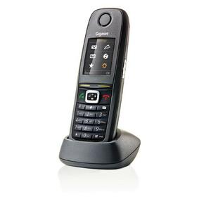 "Gigaset R650H PRO Handset - Cordless - DECT - 4.6 cm (1.8"") Screen Size - Headset Port - 14 Hour Battery Talk Time"