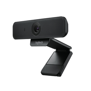 Logitech C925e Webcam - 30 fps - USB 2.0 - 1920 x 1080 Video - Auto-focus - Microphone - Notebook, Monitor