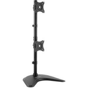 "Soporte para monitor StarTech.com ARMBARDUOV - Hasta 68,6 cm (27"") para pantalla plana - 20,05 kg Capacidad de carga - 81,"