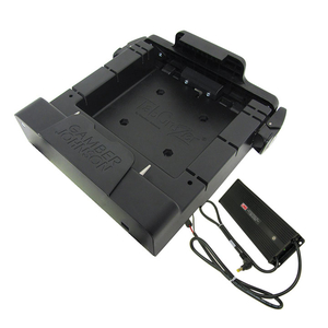 Gamber-Johnson Docking Cradle for Tablet PC - Charging Capability