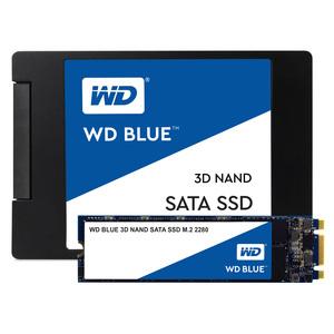 WD Blue WDS500G2B0B 500 GB Solid State Drive - M.2 2280 Internal - SATA (SATA/600) - 560 MB/s Maximum Read Transfer Rate -