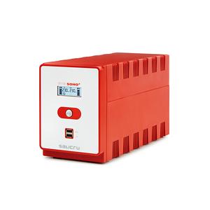 SAI de línea interactiva Salicru SPS SOHO+ SPS 1600 SOHO+ - 1,60 kVA/960 W - Torre - 4 Hora(s) Tiempo de Recarga de Baterí