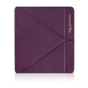 Kobo SleepCover Carrying Case (Flip) Kobo Digital Text Reader - Plum - PU Leather