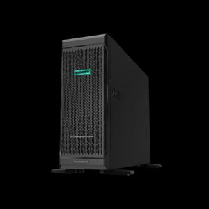HPE ProLiant ML350 G10 4U Tower Server - 1 x Intel Xeon Silver 4210 2.20 GHz - 16 GB RAM - 12Gb/s SAS Controller - 2 Proce