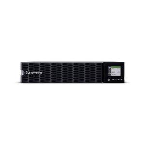 CyberPower OL6KRTHD Smart App Online UPS Systems - 200 - 240 VAC, Hardwire Terminal (NEMA L6-30P power cord included), 2U,