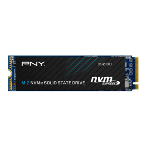 PNY CS2130 500 GB Solid State Drive - M.2 2280 Internal - PCI Express NVMe (PCI Express NVMe 3.0 x4) - Desktop PC, Noteboo