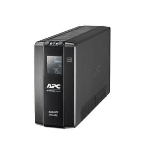 Back UPS Pro BR 650VA. 6 Outlets. AVR. LCD Interface
