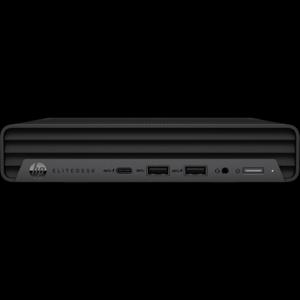 HP EliteDesk 800 G6 Desktop Computer - Intel Core i5 10th Gen i5-10500T Hexa-core (6 Core) 2.30 GHz - 8 GB RAM DDR4 SDRAM